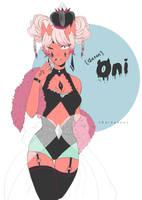 oni queen by veronaBABY95