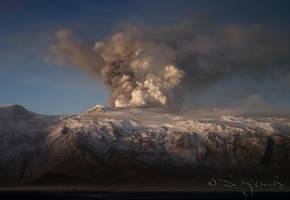 Eyjafjallajokull by GlitchyTwitchy