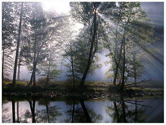 Mystic River by Elbeige
