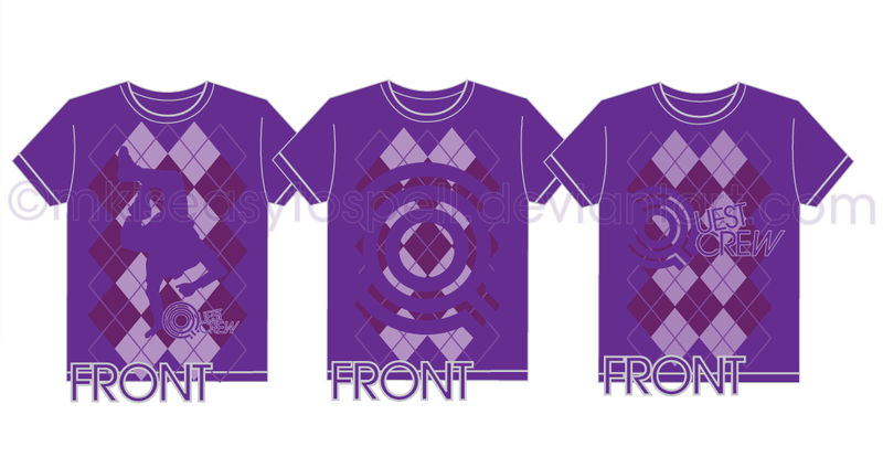 Quest Crew Shirt Ideas 2 By Mkiseasytospell