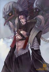 Demonic by elf-art