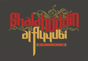 Shalahuddin al ayyubi by bimalizer