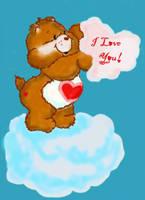 Tenderheart Sends You Love by Peekeeboo