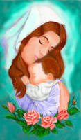Mother of God by Peekeeboo