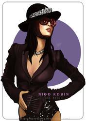 Robin by maorenc