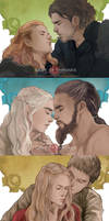 Game of Thrones 'LOVE' by maorenc
