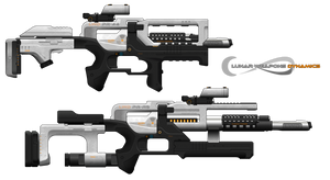 LWD // PR44 Series by prokhorvlg