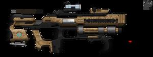 [Commission] Kanus Gauss, Inc. Desert Warthog M5c by prokhorvlg
