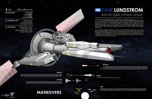 FAW Lundstrom : Lancer-Type Attack Vessel by prokhorvlg
