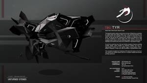 An Imperial star cruiser by prokhorvlg