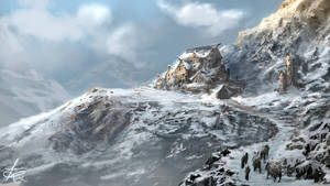 Mountain Village by jjpeabody