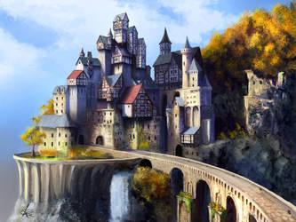 German Town by jjpeabody