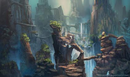 Fantasy Adventure by jjpeabody