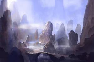 Stone Valley by jjpeabody