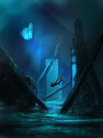 Underwater Environment by jjpeabody