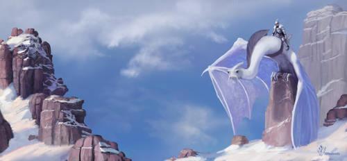 Winter Dragon Elite by jjpeabody