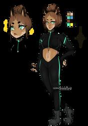 Space kid :: Cassidy by annasuu