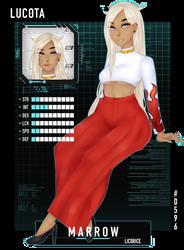 [ PR1S0N ] ID #0569 by annasuu
