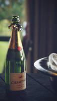Champagne by Djebrayass