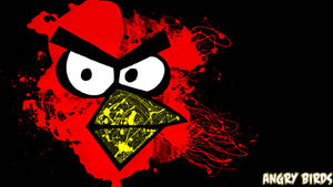 Angry Birds Splatter by kennywfz