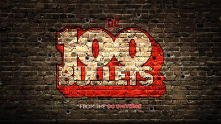 100 Bullets Wallpaper by PivajGC