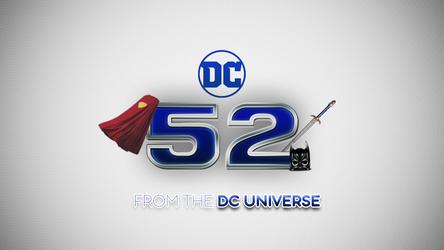 DC 52 Wallpaper by PivajGC