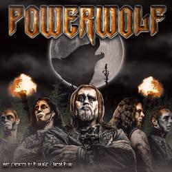 Powerwolf Art by PivajGC