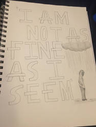 I Am Not As Fine As I Seem by PivajGC