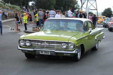 1960 Chevrolet Belair by oddthing2