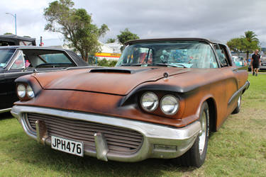 Ford Thunderbird by oddthing2
