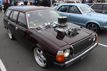 Supercharged 13b 323 Wagon by oddthing2