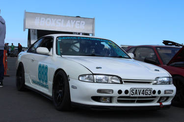 S14 Race Car by oddthing2