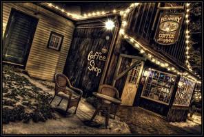 coffee shop by RAS1