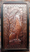 Griffin on Copper by CacaioTavares