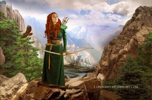 Merida - Braveheart by Lubov2001