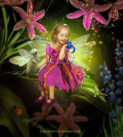 Little fairy from fairy mouse by Lubov2001