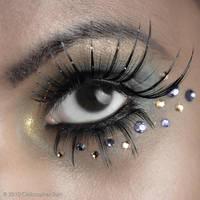 Eye Makeup 1 by ChrisBarrPhotography