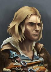 Assassin's Creed 4 - Edward Kenway by Sh0jin