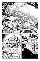 IDW TF 20 p.03 - Digital Inks by GuidoGuidi