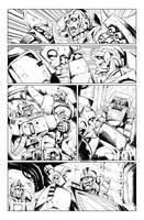 IDW TF 20 p.09 - Digital Inks by GuidoGuidi