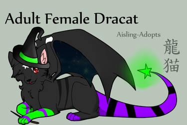 Witch's Trick Dracat by BotaniRaver