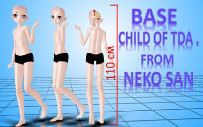 base child TDA1 by NekaSan