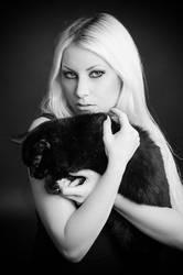Cat by SimoneCz