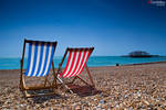 Brighton Beach by Tim-Wilko