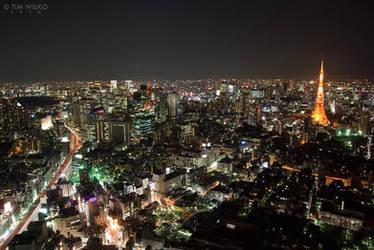 Tokyo by Tim-Wilko
