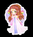 Raffle Prize Fairy Princess Libella by Remuchii