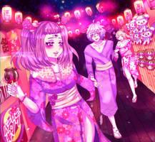 Happy New Year 2018!~ by Remuchii