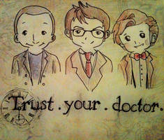 Trust your Doctor by ThanhX2