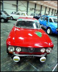 Alfa Romeo 2000 GTV by Aplos