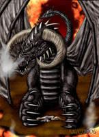 The Guardian Dragon by TheGuardianDragon